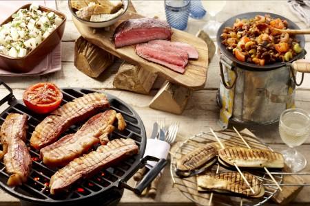 Barbecue pakketten Reas, Keurslager